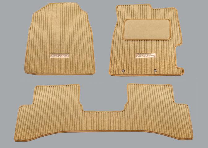 Floor Mat (Beige)