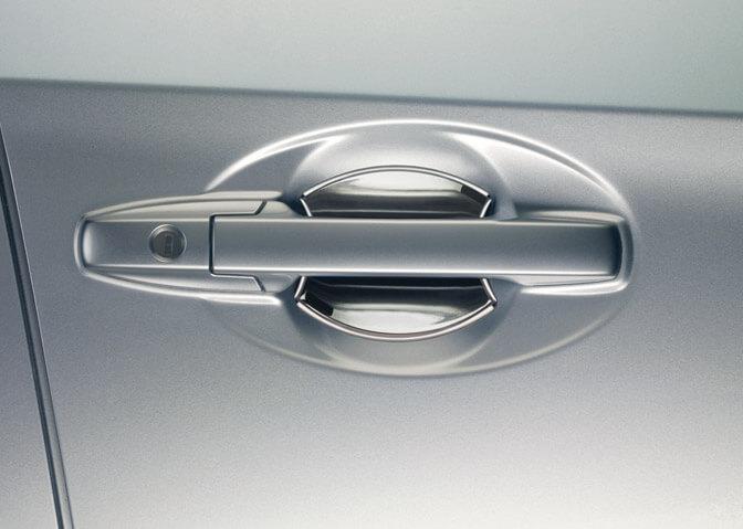 Chrome Door Handle Protector