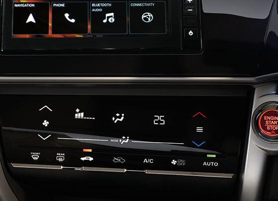 Auto Folding Door Mirror