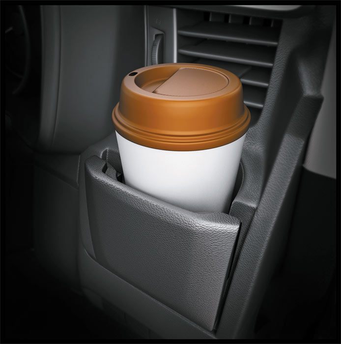 Multi Use Smart Cup Holder
