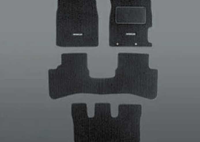 Floor Mat (Black)