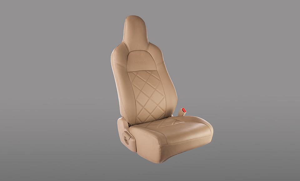 Seat Cover PVC Cross Check