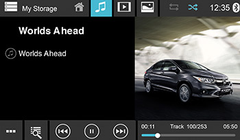 Media Player (Audio & Video)
