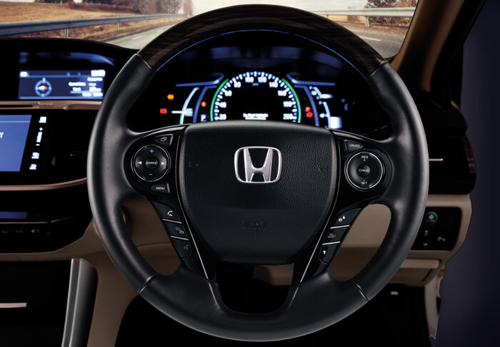 MULTI FUNCTIONAL STEERING WHEEL
