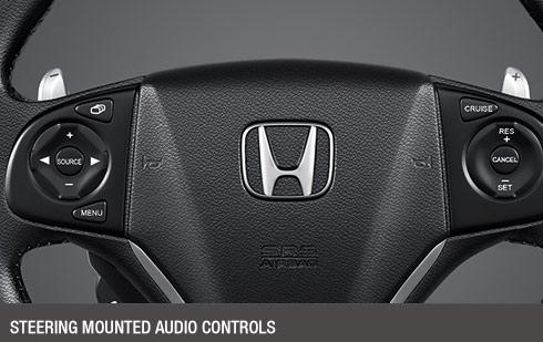 Steering Mounted Audio Controls