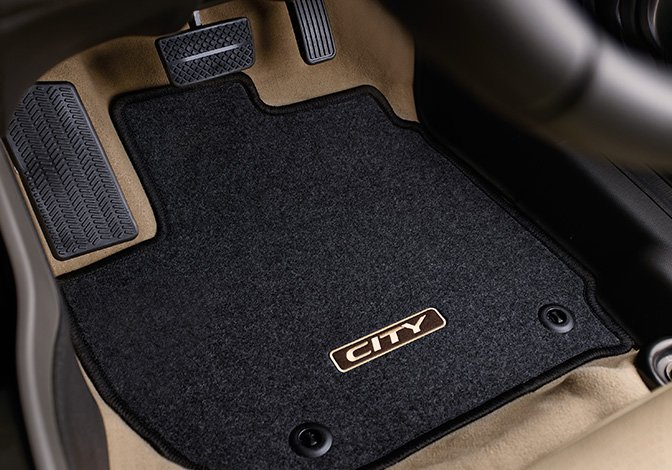 Floor Mat [black]