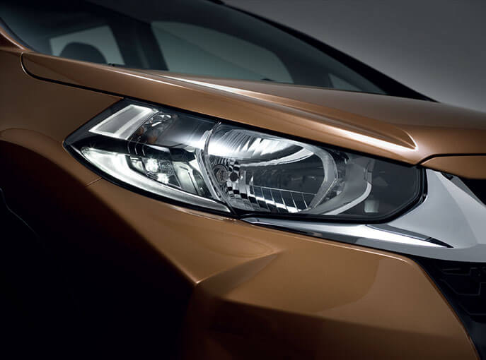 Headlamps with LED DRL & Position Lamp
